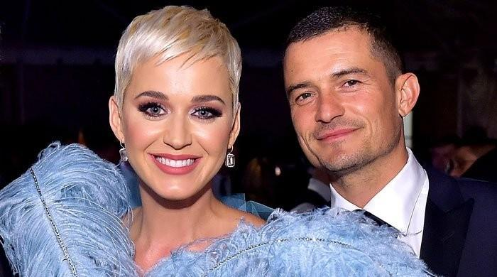 Orlando Bloom bursts with pride over Katy Perry's inauguration performance