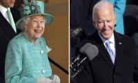 Queen Elizabeth penned heartwarming letter to Joe Biden ahead of historic inauguration