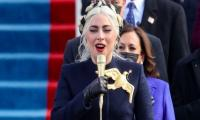 Lady Gaga unveils symbolism behind the dove pin she wore at Biden's swearing in