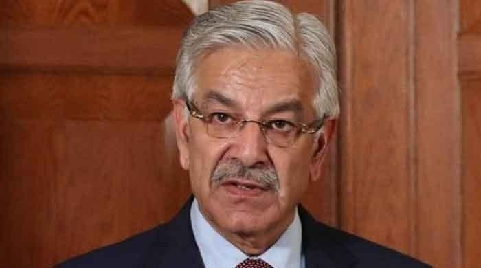 Khawaja Asif sent on 14-day judicial remand