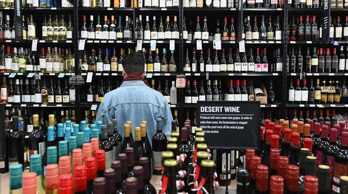 Customs exported foreign liquor worth millions of rupees