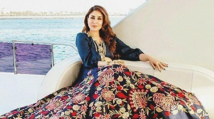 Kareena Kapoor says she'll 'never let her head down' to anyone