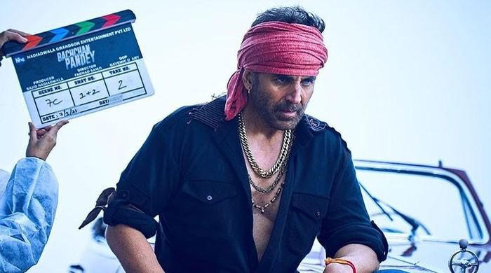 Akshay Kumar announces release date of his film 'Bachchan Pandey'