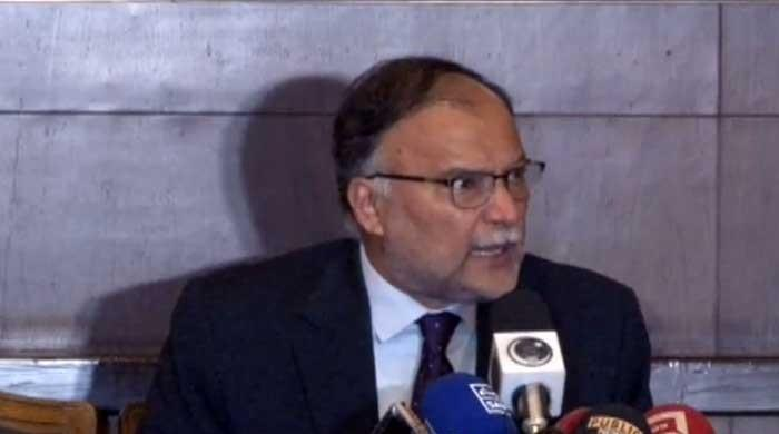 Ahsan Iqbal does not agree with the point of view of Bilawal's no-confidence motion
