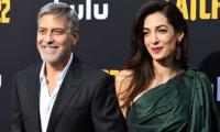 George Clooney says 'lockdown has been an adventure' with his twins
