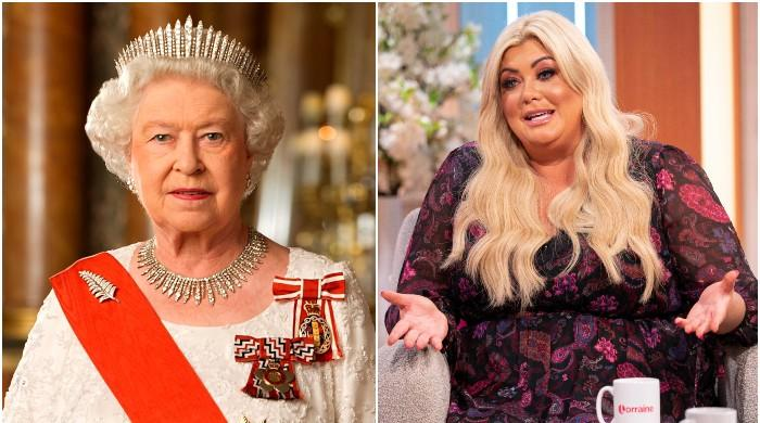 'Queen Elizabeth to be exiled when I become president', says Gemma Collins
