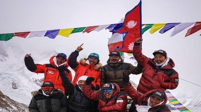 Winter K2 Summit: Nepali mountaineer says, thank you Pakistani family for making us feel at home