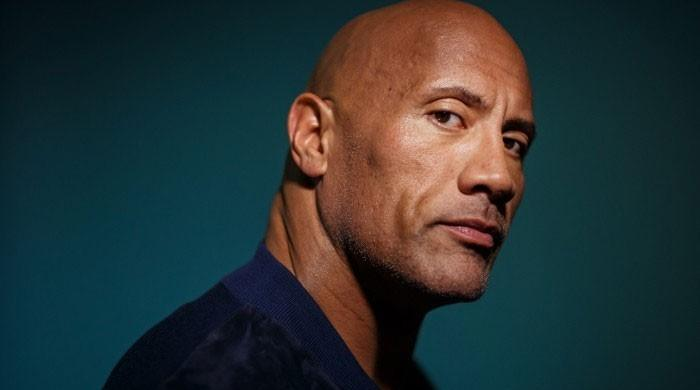 Dwayne Johnson shocks fans by muscling the tangles out of daughter Tiana's hair