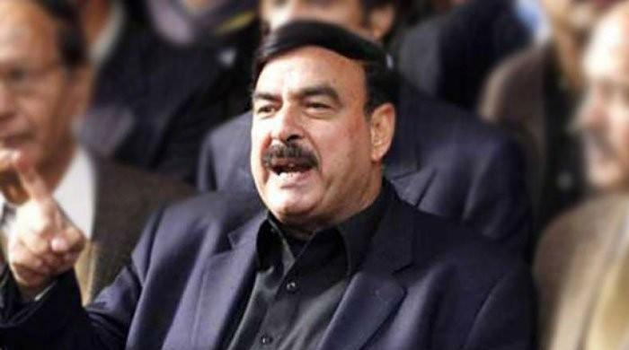 Sheikh Rashid asked the political parties to sit together and decide on the Senate election votes