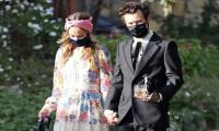 Harry Styles and Olivia Wilde's romance isn't getting in the way of their work
