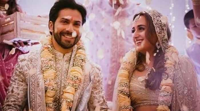 Varun Dhawan and Natasha Dalalin's wedding: Actor shares latest picture with heartfelt message