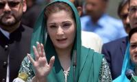 PDM to launch long march 'when time is right': PML-N Maryam Nawaz
