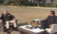 COAS Bajwa, PM Imran Khan exchange views on national security
