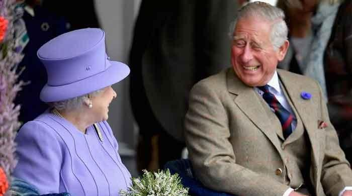 Prince Charles looks older than the Queen, claims a royal biographer