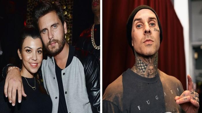 Scott Disick reacts to ex Kourtney Kardashian's romance with Travis Barker
