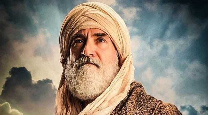 'Ertugrul' star Osman Soykut shares his all-time favorite 'Ibn Arabi' poster