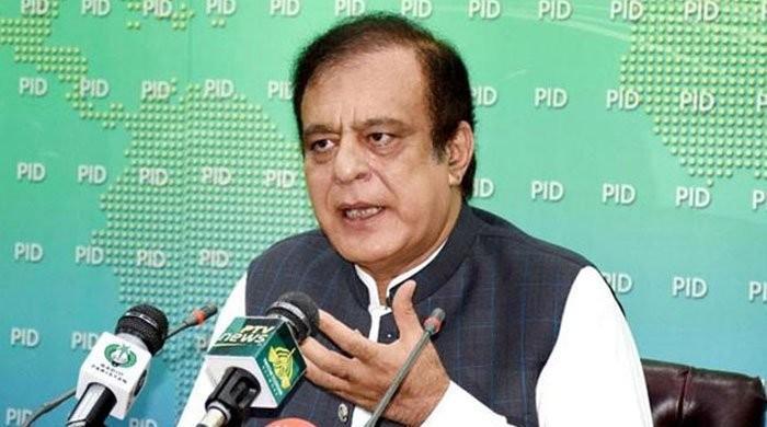 NRO always pushed the country backwards, says Shibli Faraz