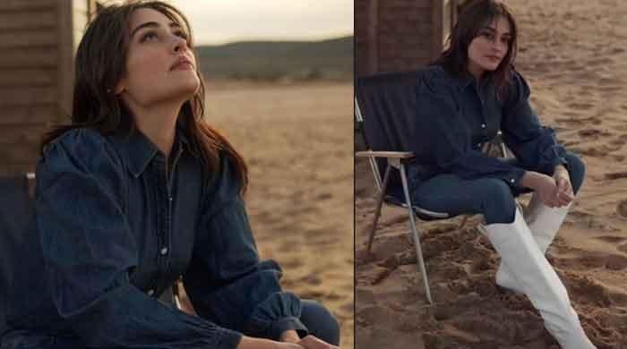 Esra Bilgic aka Halime Sultan looks elegant in her latest photoshoot