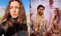 Mahira Khan congratulates Varun Dhawan, Natasha Dalal