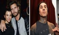 Scott Disick reacts to ex Kourtney Kardashian's romance with Travis Barker
