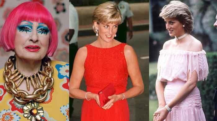 Princess Diana was a 'very, very shy' royal, reveals her dresser Dame Zandra Rhodes