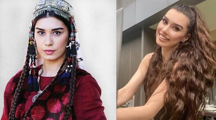 Burcu Kiratli aka Gokce Hatun returns to Instagram after short breaks