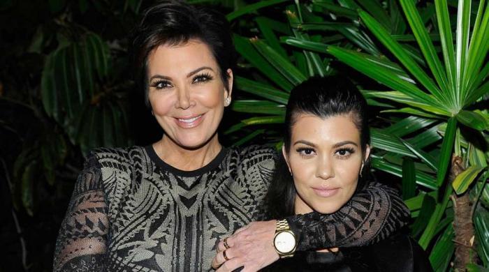 Fans do double take after Kourtney Kardashian gets confused for Kris Jenner - The News International