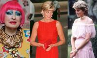 Princess Diana was a 'very, very shy' royal, reveals her dresser Dame Zandra Rhodes