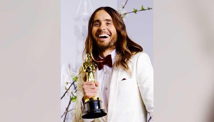 Jared Leto sheds light on his lost Oscar award