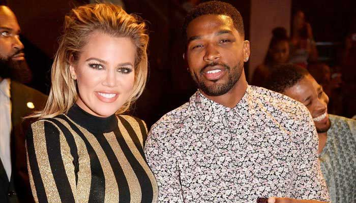 Khloe Kardashian gets the sweetest surprise from Tristan Thompson