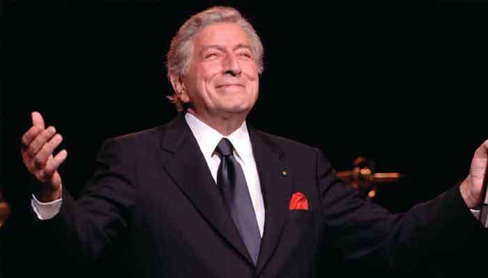 Tony Bennett reveals battle with Alzheimer's disease