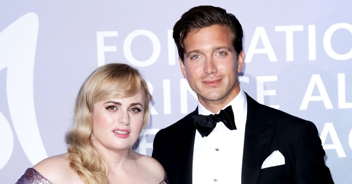 Rebel Wilson confirms split from Jacob Busch with Super Bowl hashtag