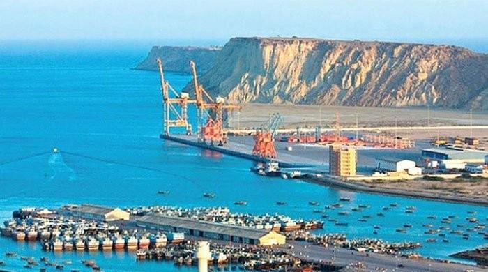 Federal and Balochistan governments sign agreement on Gwadar Shipyard project