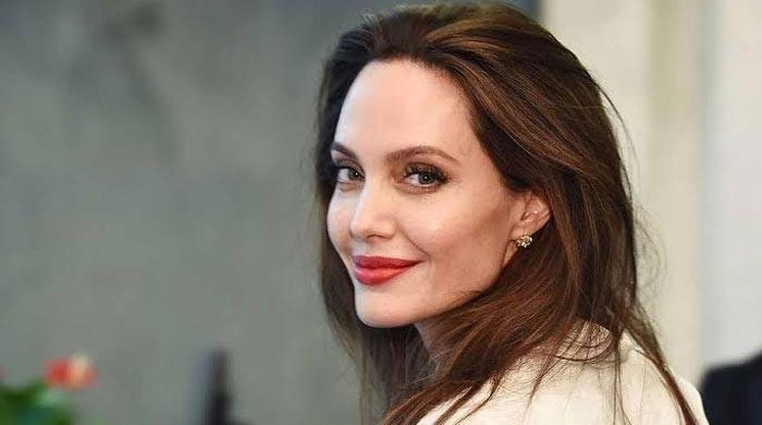 Angelina Jolie reveals she struggles with being a stay-at-home mom