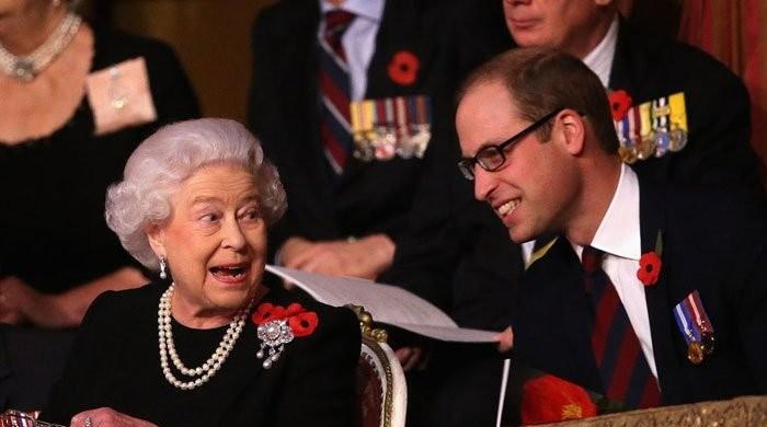 Queen Elizabeth suffers major blow after Prince William overtakes her for top spot
