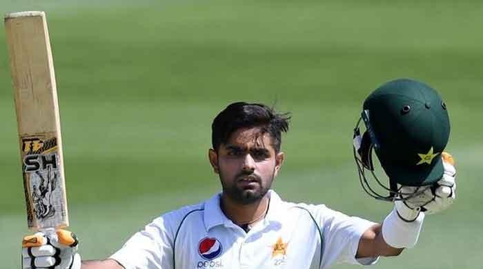 Babar Azam joins legendry Pakistan captains who won debut Test series