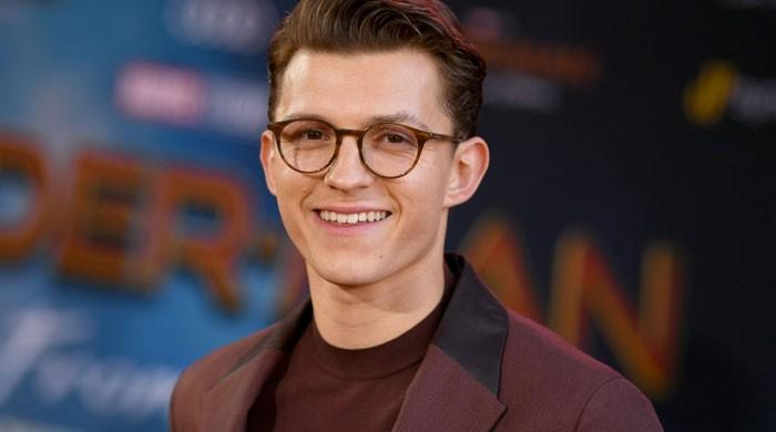 Tom Holland details his mother's 'fury over candid clip from Cherry