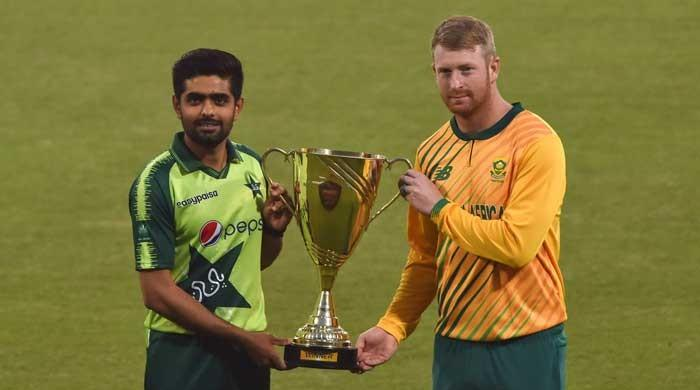 Live stream: Pak vs SA, 1st T20, Lahore
