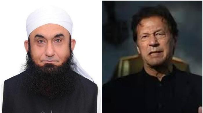Maulana Tariq Jameel rejected 'fake news' about himself and Prime Minister Imran Khan