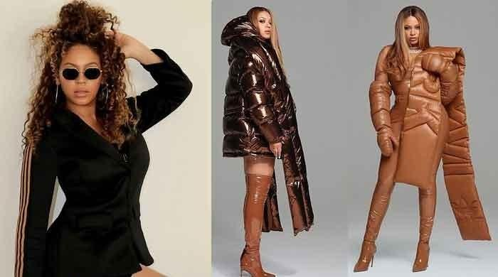 Beyonce shows off her incredible physique in latest photoshoot