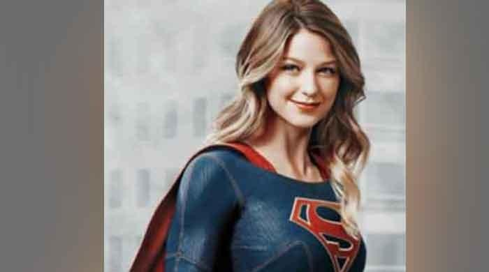 'Supergirl' Melissa Benoist reacts to Esme? Bianco's allegations against Marilyn Manson