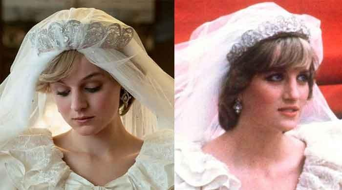 Princess Diana actress speaks about childhood escapism and dance