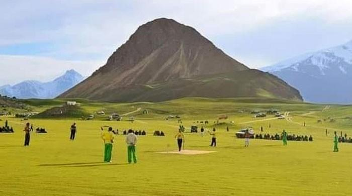 After ICC challenge, Shoaib Akhtar shares picture of another beautiful ground in Pakistan