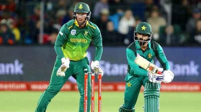 Pakistan to take on South Africa in white-ball series in April