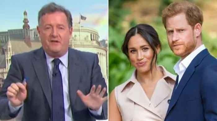 Piers Morgan takes brutal swipe at Harry and Meghan, compares them to Kardashians