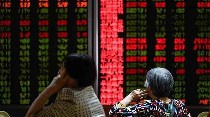 Profits fell in Asian markets