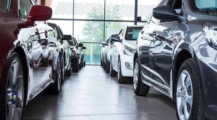 Automobile makers say car sales in Europe are sinking 24 percent