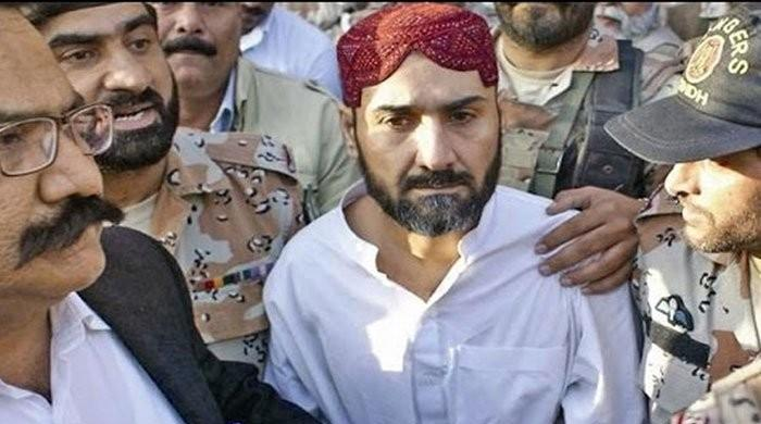 Alleged Lyari gangster Uzair Baloch was acquitted in three more cases