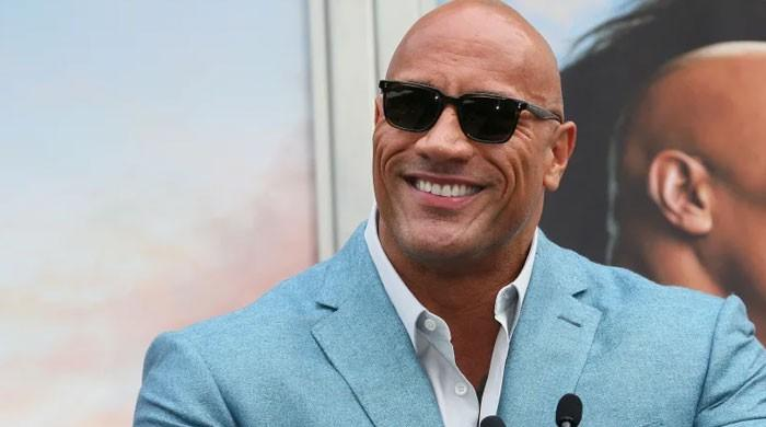 Dwayne Johnson overjoyed for successful premiere of Young Rock