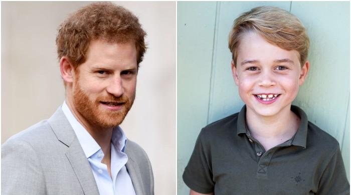 Prince George following Prince Harry's footsteps in an astonishing way